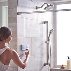 Smart Home Bathroom